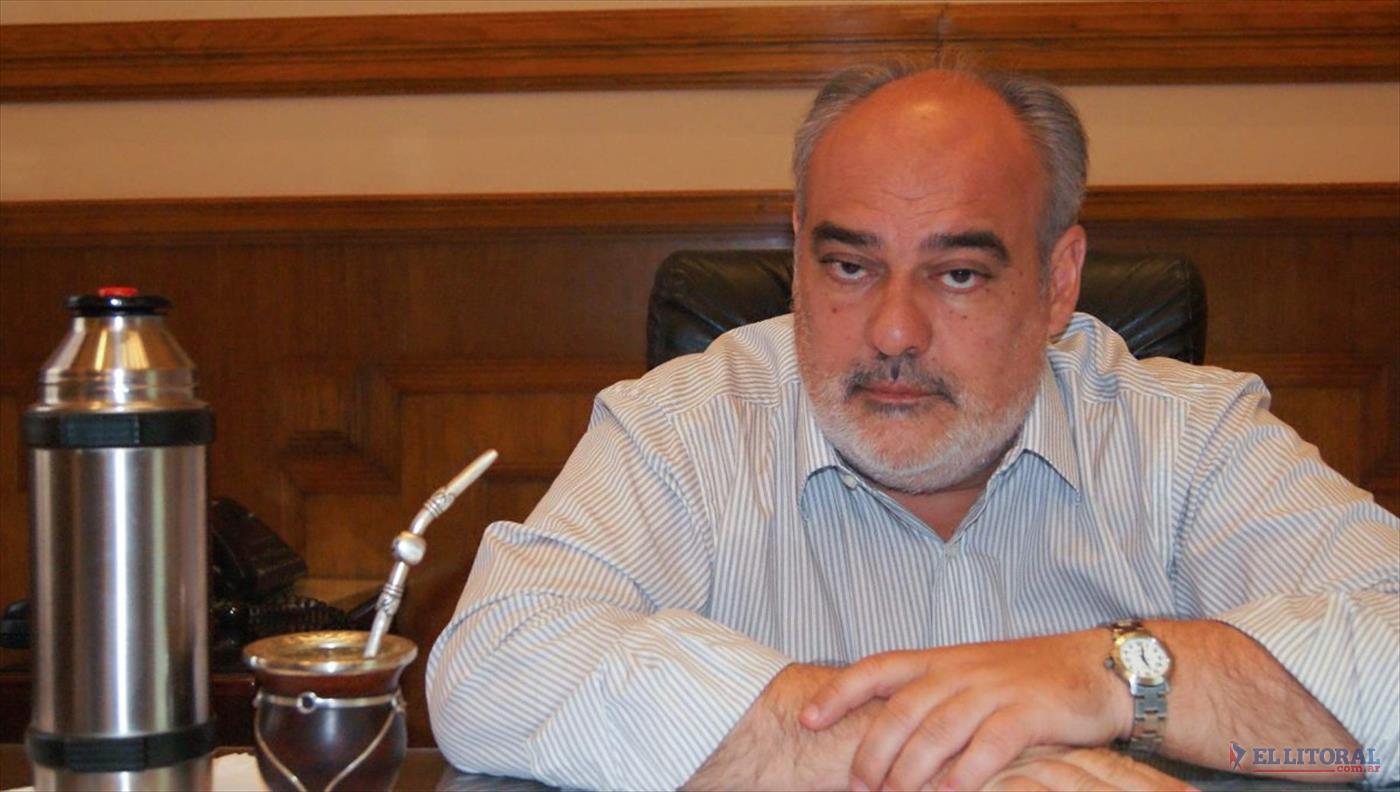 Ricardo Colombi, gobernador de Corrientes.
