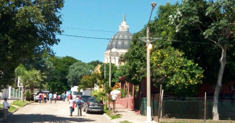 Misa de domingo en Itatí – EDUARDO LEDESMA